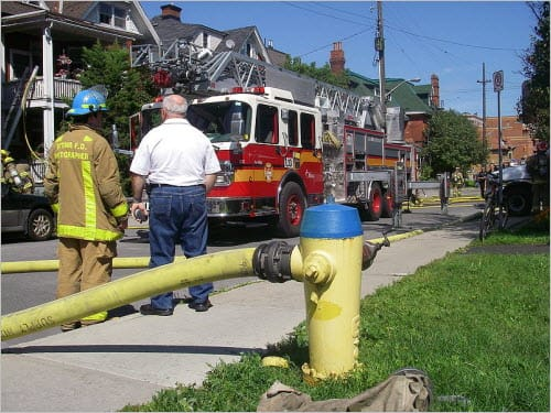 Hydrant Inspections