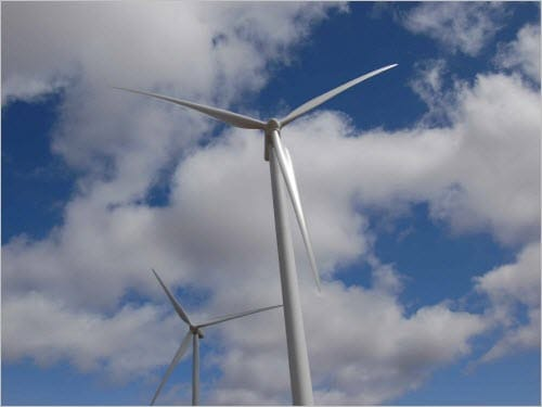 Perform a Site Suitability Analysis for a New Wind Farm