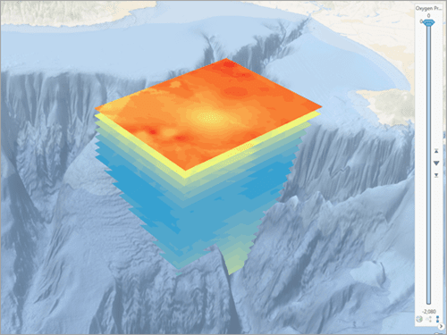 3d Map Of Africa Project.Lesson Gallery Learn Arcgis