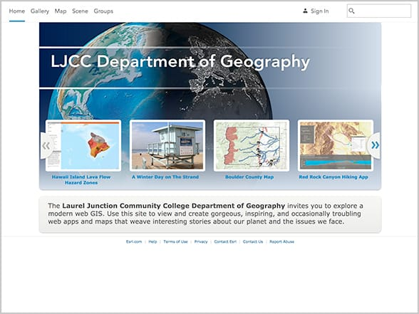 instructional guide for the arcgis book pdf