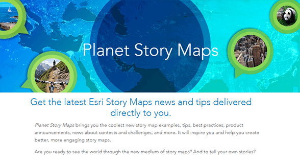 Tell Your Story Using A Map The ArcGIS Book - What do the different types of maps tell us