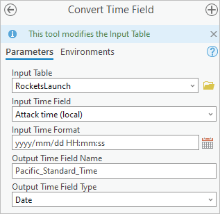Output Time Type