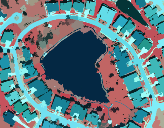 Calculate Impervious Surfaces from Spectral Imagery | Learn
