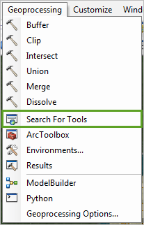 Search For Tools