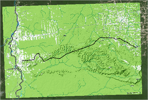 Proposed Road image