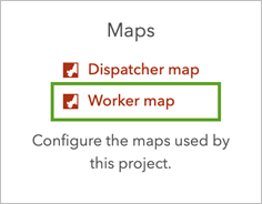 Worker map