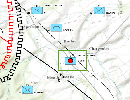 Plan a Historic Battle with Military Tools | Learn ArcGIS
