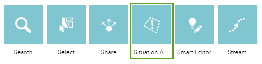 Situation Awareness widget