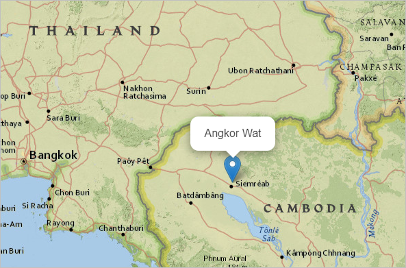 Pin on Angkor Wat, in northwest Cambodia, with a Next button