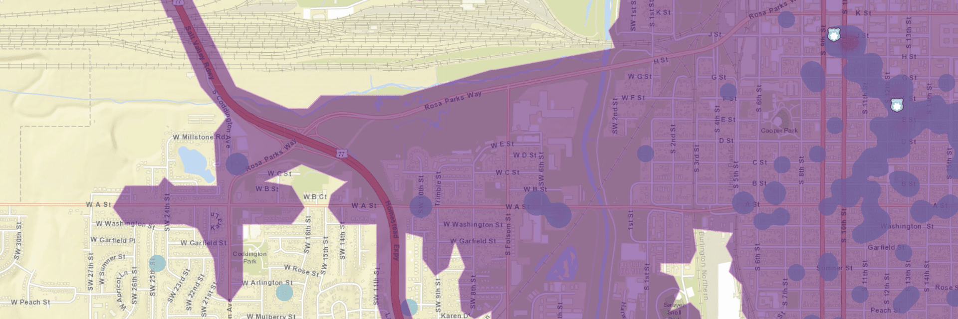 Track Crime Patterns to Aid Law Enforcement | Learn ArcGIS