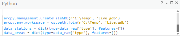 Update Real-Time Data with Python | Learn ArcGIS
