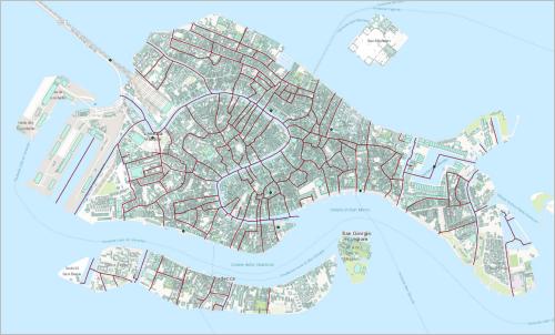 Cartographier Venise En 2d Et En 3d Learn Arcgis